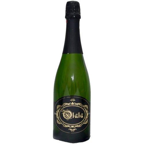 Botella de vino blanco espumoso Olala verdejo, de bodegas DCOOP
