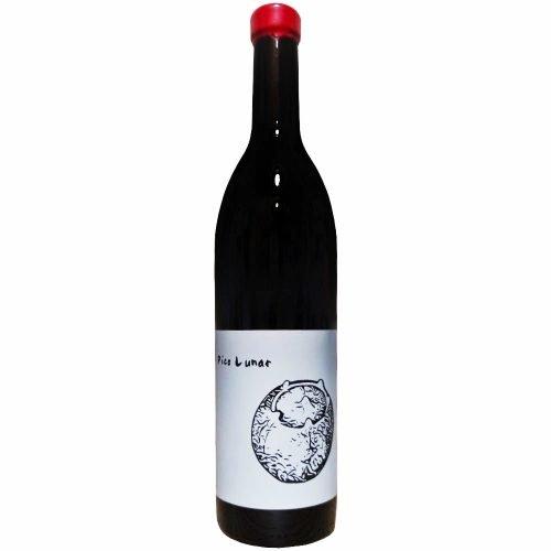 Botella de vino tinto de Castilla León Pico lunar Ánfora, de bodegas Malaparte
