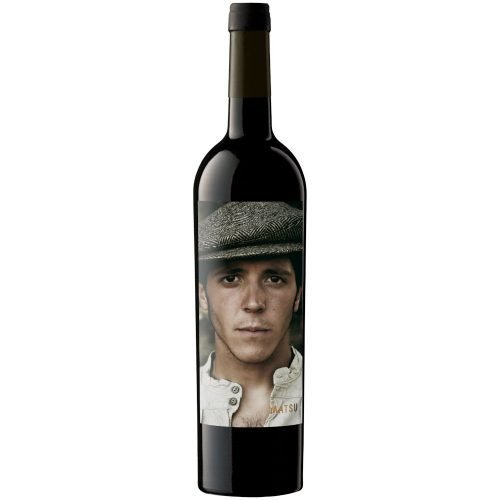 Botella de vino tinto de Toro, matsu el picaro, del grupo Vintae