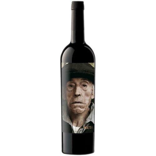 Botella de vino tinto Matsu el viejo. Proyecto de vintae en Toro
